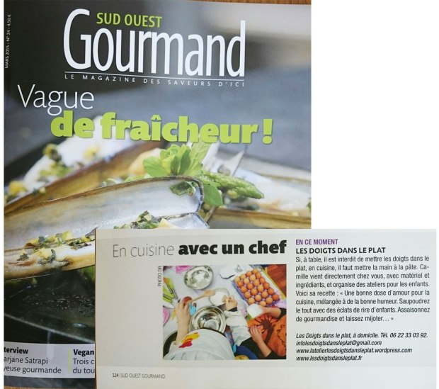 article-sud-ouest-gourmand-mars-2015
